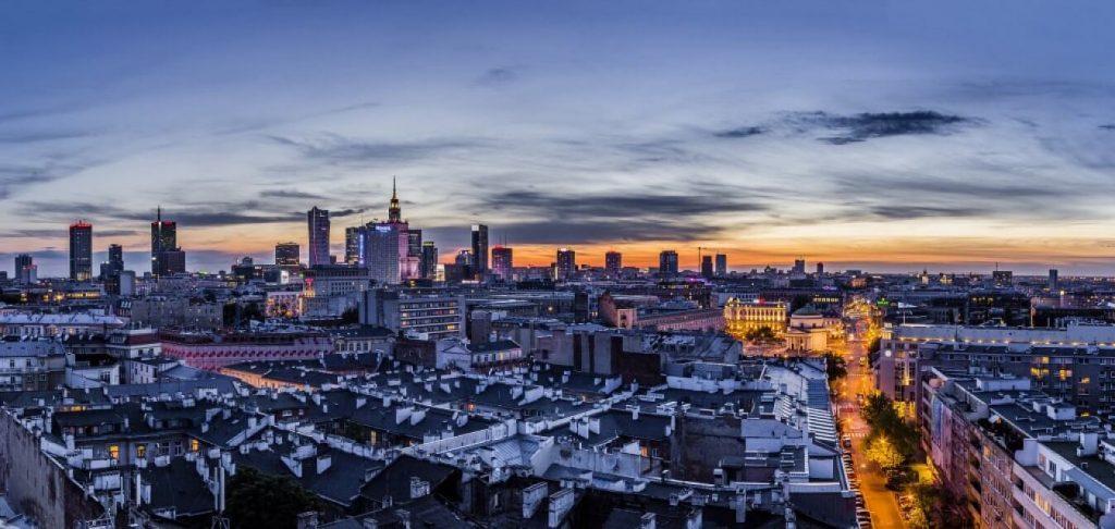warszawska metropolia