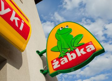 Sieć sklepów Żabka