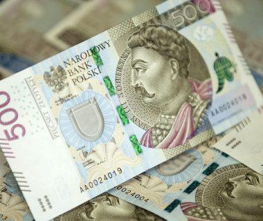 problemy z płatnością banknotem 500 PLN