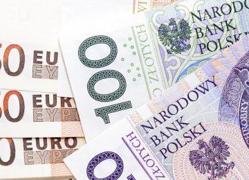 najczęściej fałszowane banknoty w Polsce