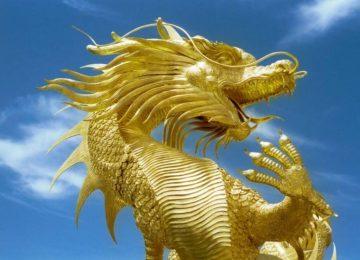 ogromne złoża złota w Chinach