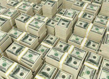 50 złodziei skradło 40 mln dolarów