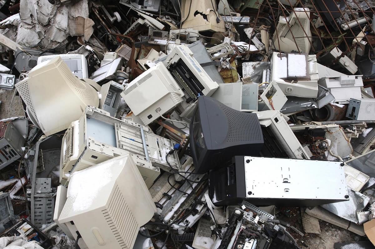zbiórki elektrośmieci
